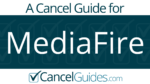 MediaFire Cancel Guide