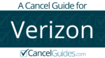 Verizon Cancel Guide